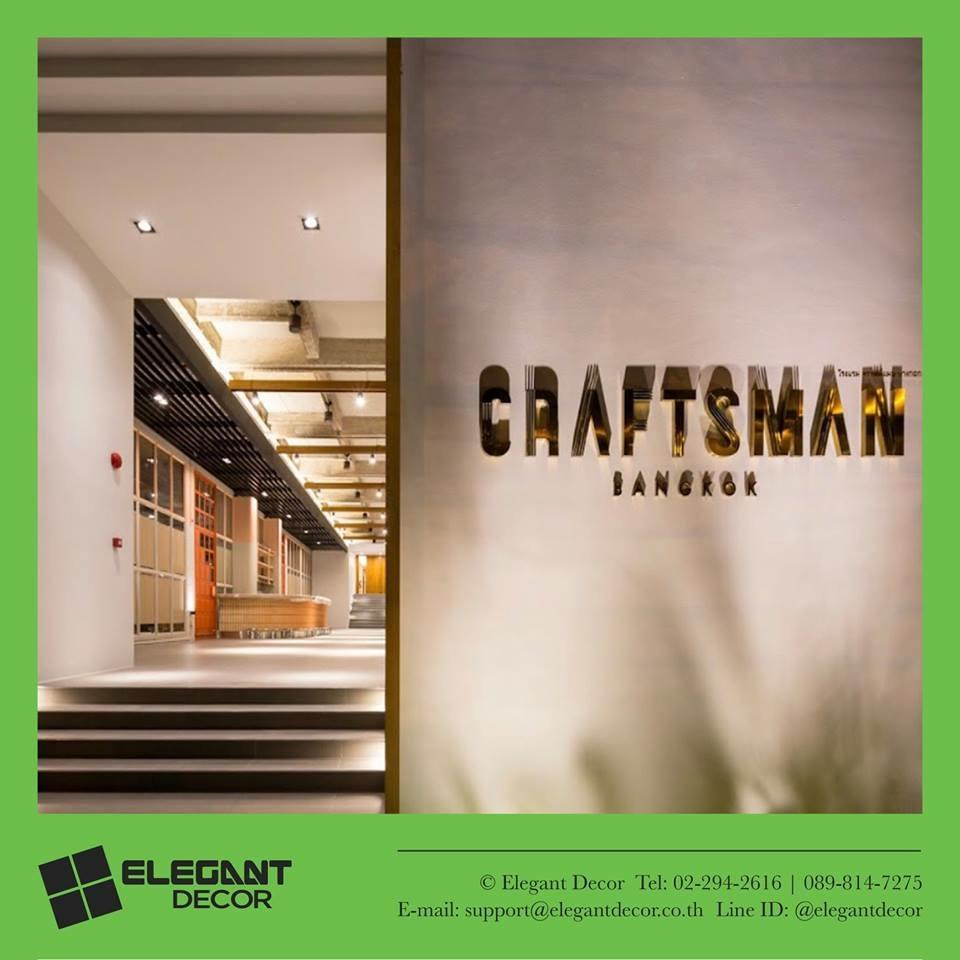 The Craftsman Bangkok