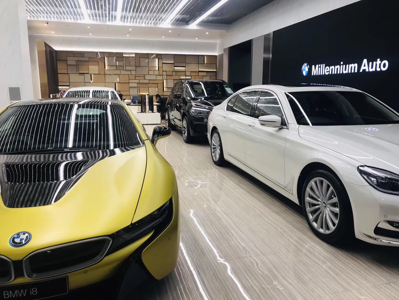BMW Millennium Auto