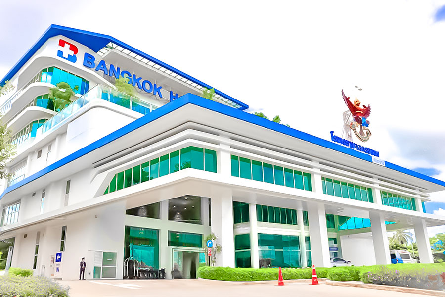 BDMS Hospital Chiang Rai
